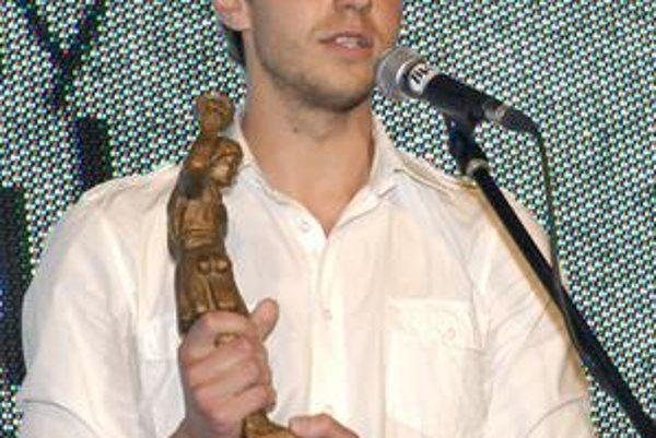 Sošku Zlatého žobráka si tento rok z Košíc odviezol Bielorus Andrej Kucyla.