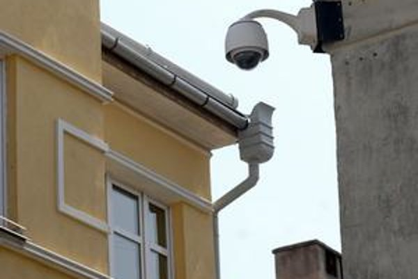 """Kamery. Ich bedlivé """"oči"""" budú onedlho strážiť už aj MČ Košice-Západ."""
