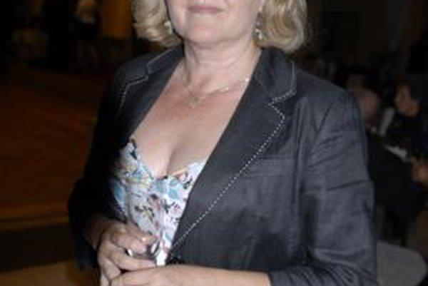 Riaditeľka festivalu. Eva Děkanovská pozýva na jubilejný ročník - Zlatý žobrák má už 15 rokov. Oslavuje ich rozšírením programu.