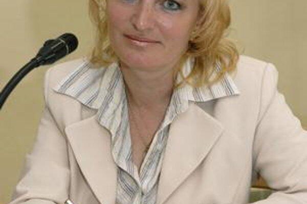 Starostka, Anna Jenčová.