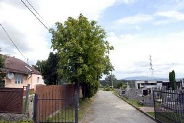 Opotrebovaný plot nahradí nový za 13-tisíc eur.