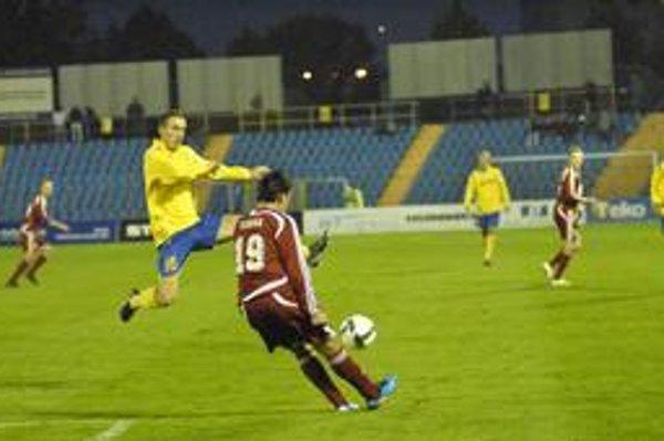 Futbal v Košiciach neláka. Na zatiaľ posledný zápas s Banskou Bystricou (0:5) prišlo len 550 divákov.