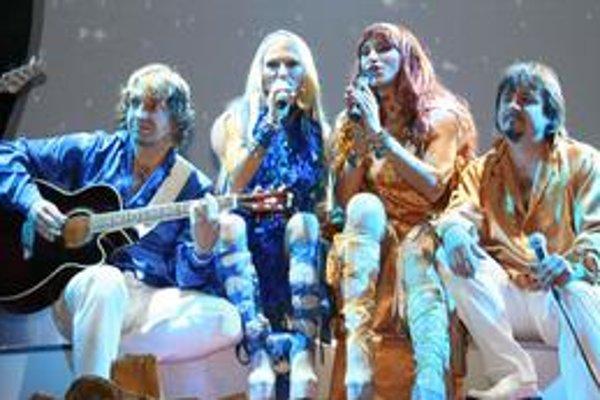 Abba Stars funguje päť rokov, no jej členovia sa v tejto branži pohybovali oveľa skôr.