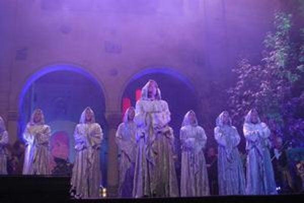 Súbor Gregorian je známy svojou mimoriadnou kvalitou i pozoruhodným repertoárom.
