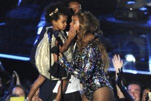Beyoncé s dcérou Blue Ivy