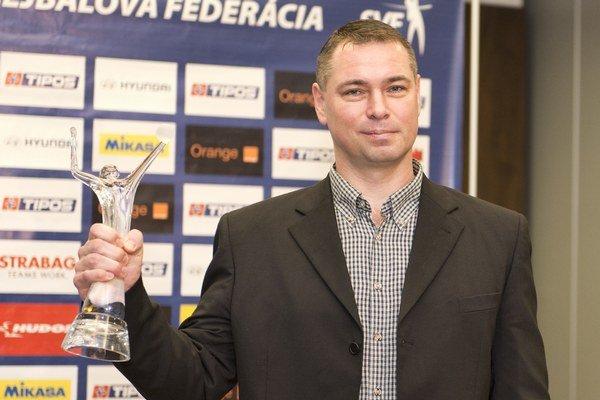 Medzi trénermi triumfoval Ľuboslav Šalata. Predstihol aj kolegov zreprezentácie.
