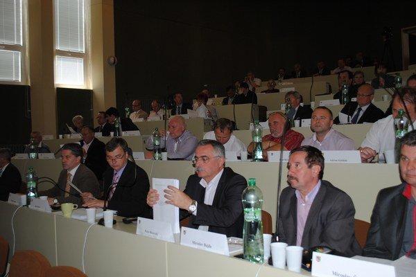 Zmeny odobrili poslanci Prešovskej župy.