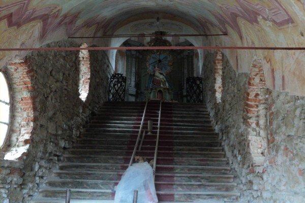 Na obnovu fresky príde 50-tisíc eur.