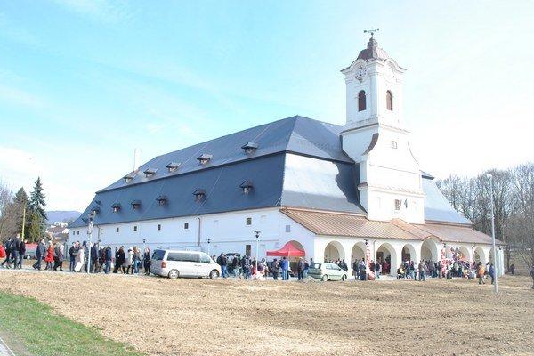 Deň otvorených dverí na Solivare. Prišli počas neho do Skladu soli tisícky návštevníkov.
