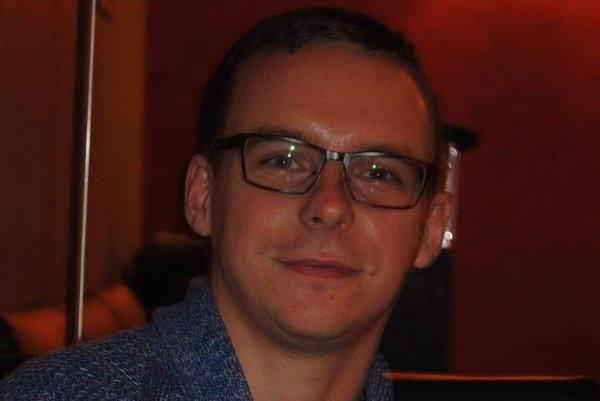 Daniel Špiner sa predstaví so svojim projektom COIMP.