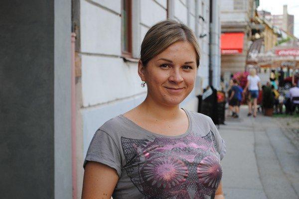 Dorota Jusková je na Slovensku ešte stále majsterkou.