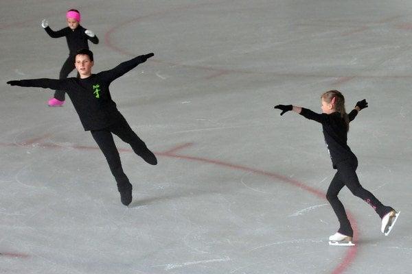 Prešovské nádeje na ľade.