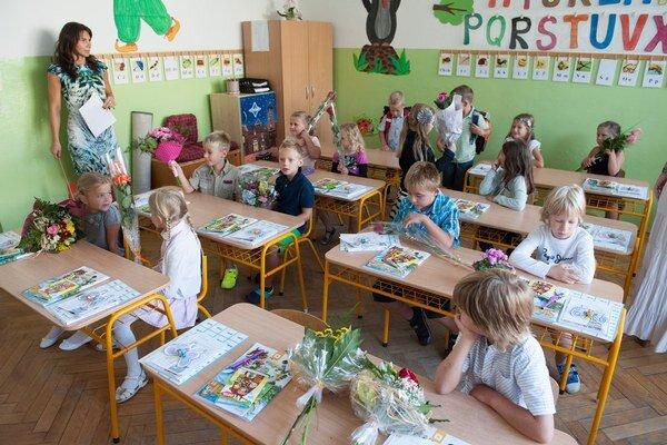 V Prešovskom kraji nastúpi do prvých ročníkov základných škôl okolo 9 200 prvákov.