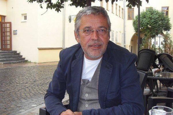 Generálny riaditeľ Regionálnej rozvojovej agentúry Artúr Benes.