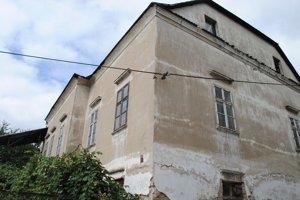 Hrabeczyho kaštieľ postavili v roku 1793.