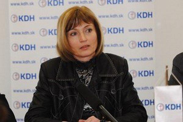 Andrea Turčanová má za sebou prvý rok vo funkcii primátorky mesta Prešov.