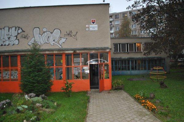 MŠ Volgogradská. Čaká na rekonštrukciu, chýbajú jej prostriedky.