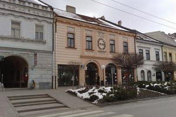 Ruský dom v Prešove je predmetom sporu.
