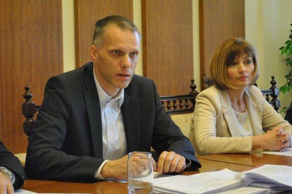 Richard Drutarosvský. Nový predseda predstavenstva TSMP.