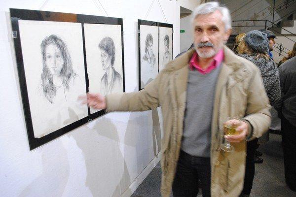 Kamarát Choma zachránil Čabalove kresby.