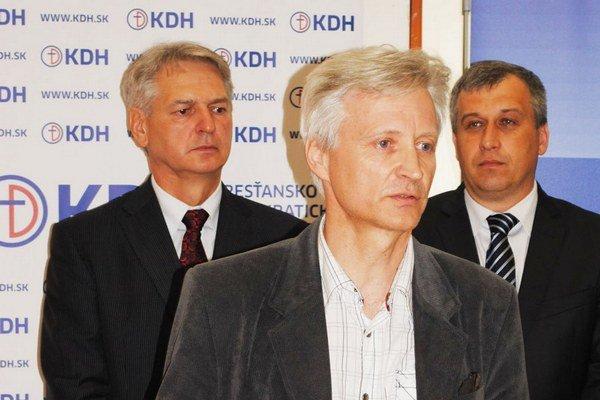 Eduard Vokál. Nový krajský šéf frešovcov.