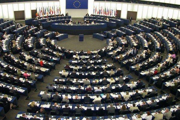 Európsky parlament. Voliť svojich zástupcov budú Slováci tretí raz.