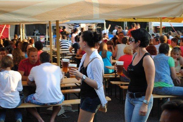 Pivný festival spestrí prelom prázdninových mesiacov.