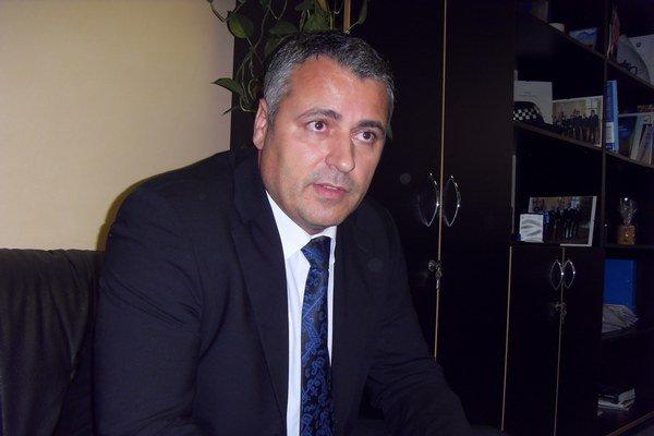 Ján Andrejko. Hovorí, že mestskí policajti síce nemajú špeciálny výcvik, ale veľa skúseností.