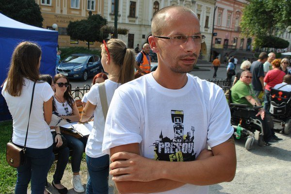 Martin Matejka zabojuje o primátorský post.