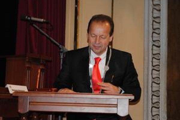 Prešovský primátor Pavel Hagyari.
