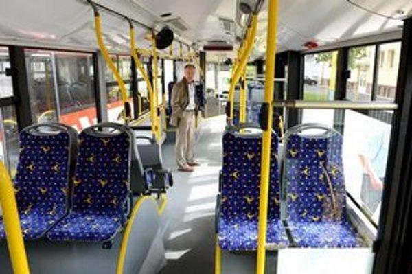 Vedenie dopravného podniku rieši dopravu počas prázdnin.