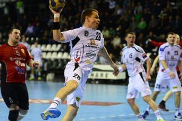 Prešov má slovenský titul. Má tak právo štartu v nadnárodnej lige.