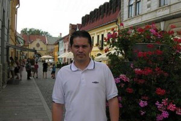 Miroslav Benko sa stal členom mestskej rady.