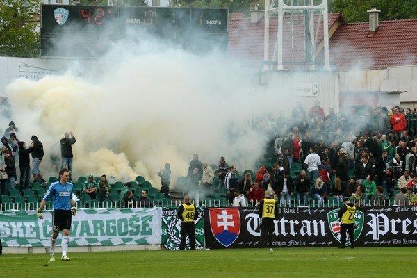 Výtržnosti v poslednom zápase I. ligy minulej sezóny zapríčinili, že druholigovú premiéru absolvuje Tatran bez divákov.