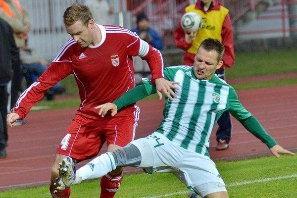 Ján Papaj (vpravo) verí, že Tatran pochodí aj v Gemeri.