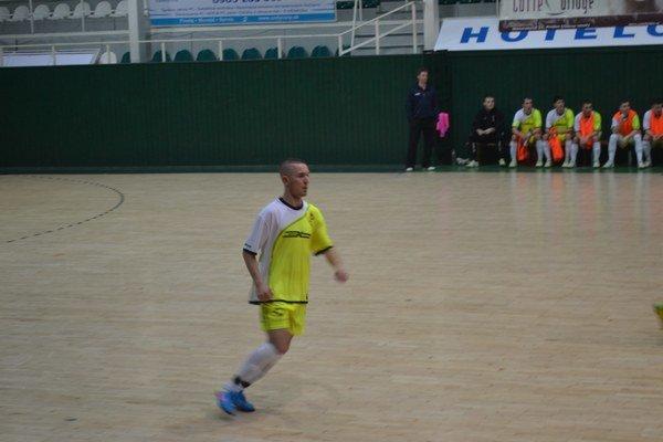 Chýba. Aj absencia Adama je pre futsalistov Prešove citeľná.