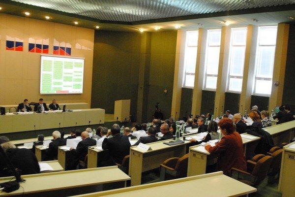Poslanci schválili rozpočet.