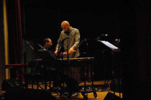 Vibrafonista. Miro Herák premiérovo na festivale Jazz Prešov.