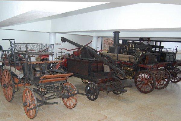 Ešte stále funkčné. Dva automobily sú použiteľné aj dnes.