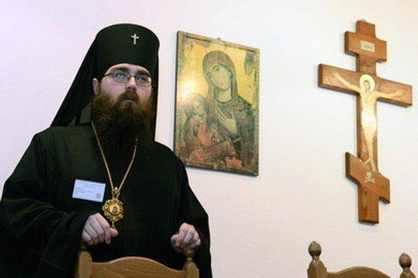 Prešovský arcibiskup vladyka Rastislav.