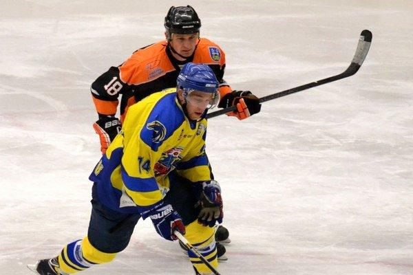 Igor Halás. Svoje góly by ochotne vymenil za viac bodov HC 07.