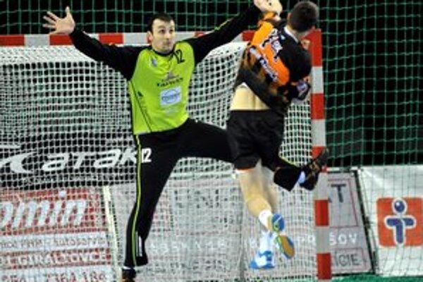 Svetislav Verkič. Na turnaji bol veľkou oporou.