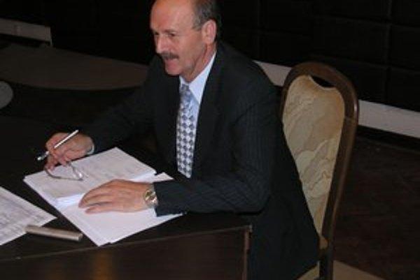 Milan Benč. Musí na súde vysvetľovať, ako to bolo s IPZ.   FOTO: FRK