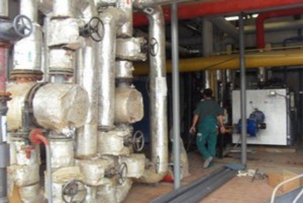 Prestavali kotolne na plyn. Na Sekčove je už dokončených 5 výmenníkových staníc.