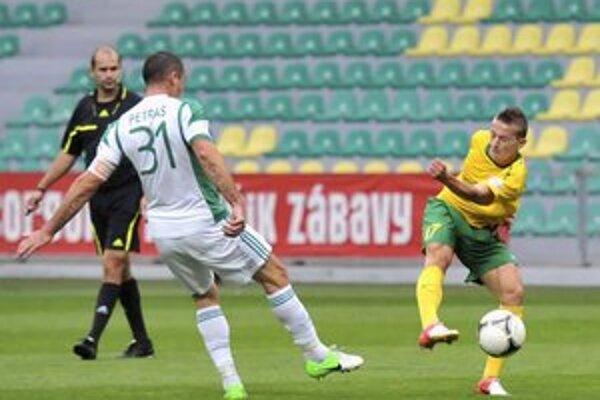 Jozef Adámik. Priznal, že prvý gól išiel na jeho tričko.