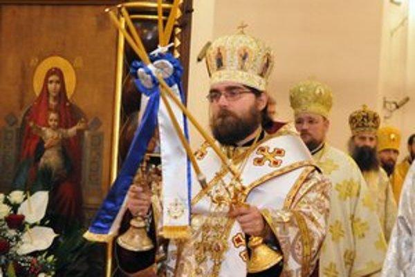 Arcibiskup Rastislav.