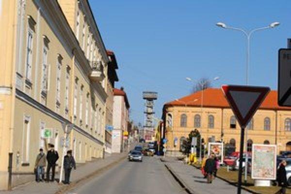 Vodárenská veža. Opravia jednu z dominánt Prešova.
