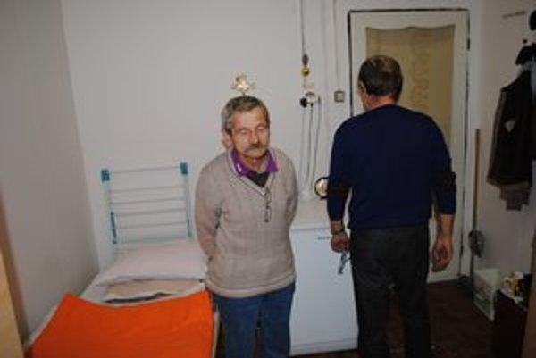 Gréckokatolícka charita v Prešove. Starajú sa tu o ľudí, ktorí sa liečia zo závislostí na návykových látkach.