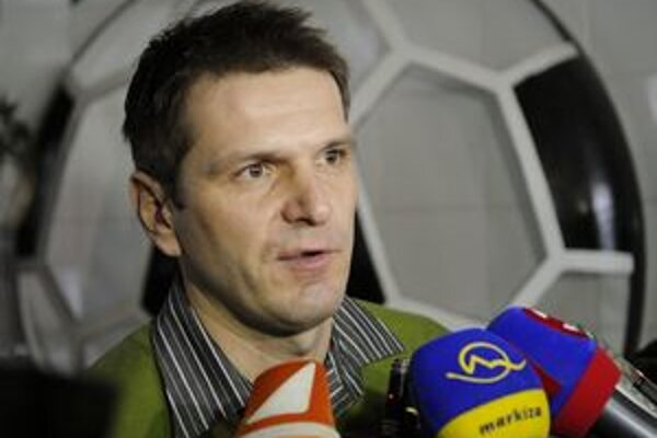 Štefan Tarkovič. V Tatrane možno ostane, ale možno už ako asistent trénera.