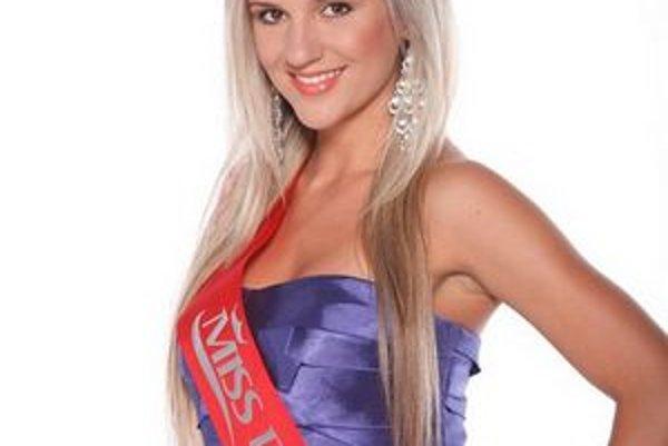 Monika Sabolová. Miss Dance Slovak Republik 2011.